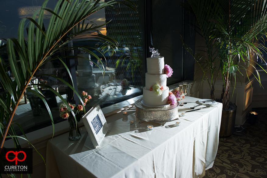 Commerce Club Wedding GreenvilleSC