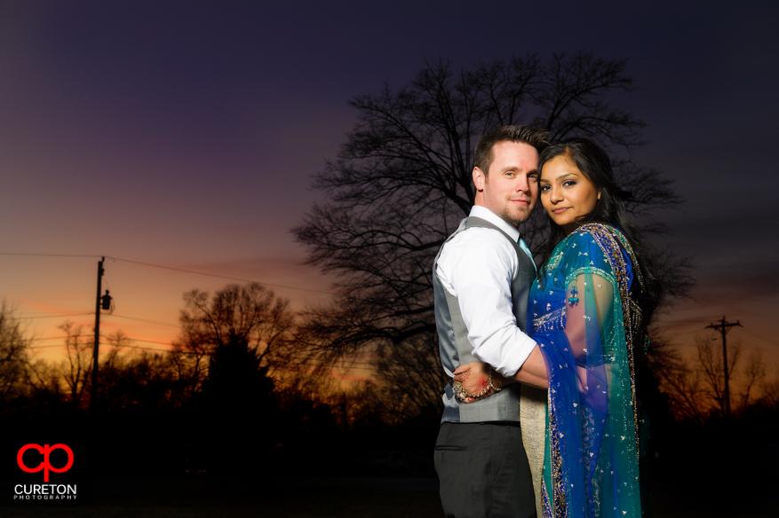 Sweety Evan Greenville Sc Indian Wedding Photographer
