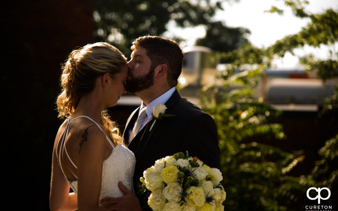 Artisan Traders Wedding in West Greenville,SC – Laura and Brian