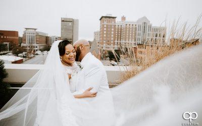 Avenue Greenville SC Wedding – Melanie + Jonathan