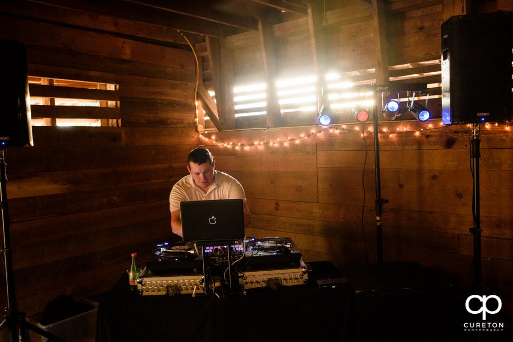 DJ FWB Funky White Boy.