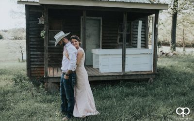Blue Ridge , SC Wedding – Leah + David