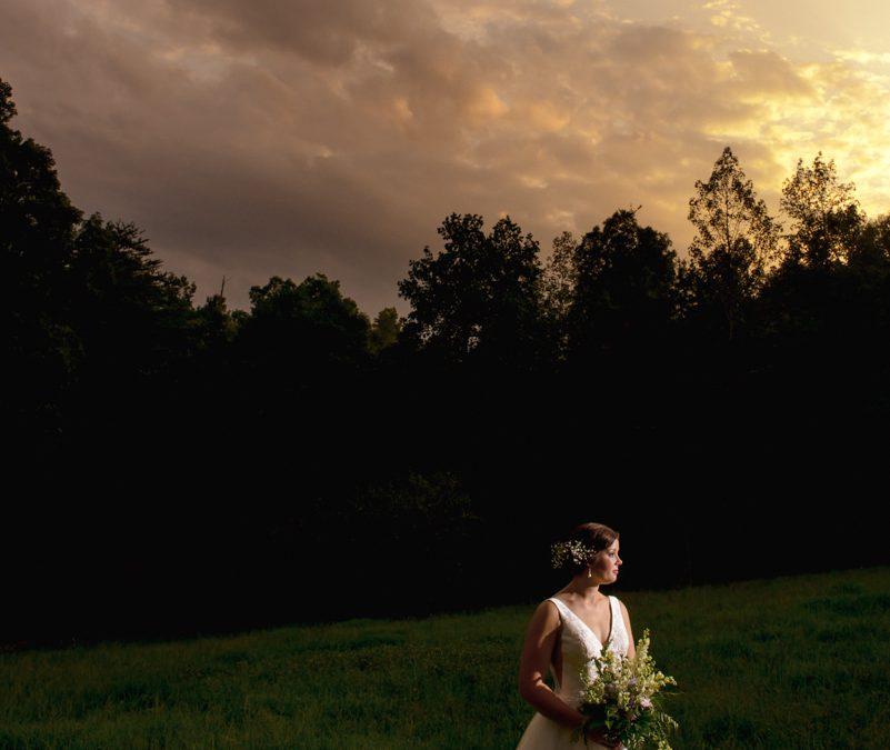 Bridal Session at Campbell's Covered Bridge in Greer,SC – Lauren
