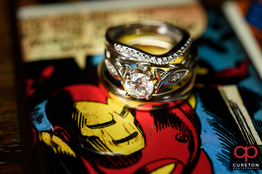 99 comic book wedding rings 172 best chic