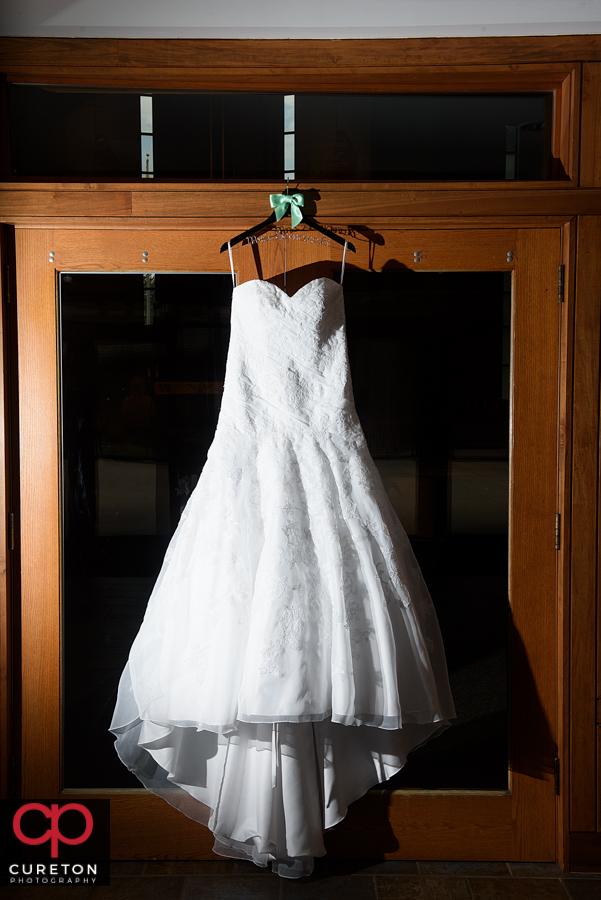 Commerce club greenville sc wedding megan and adam for Wedding dress greenville sc