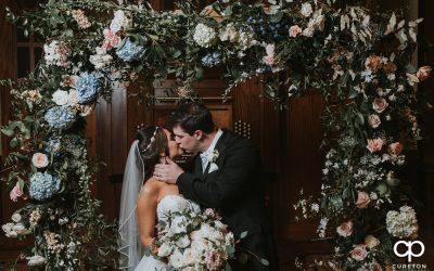 Daniel Chapel Wedding – Younts  Center Reception – Jaimie + David