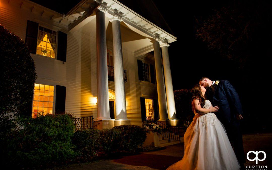 Duncan Estate Wedding Spartanburg,SC – Megan + James