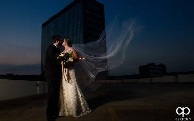 Fall Commerce Club Wedding | Alex + Jordan | Greenville Wedding Photographer