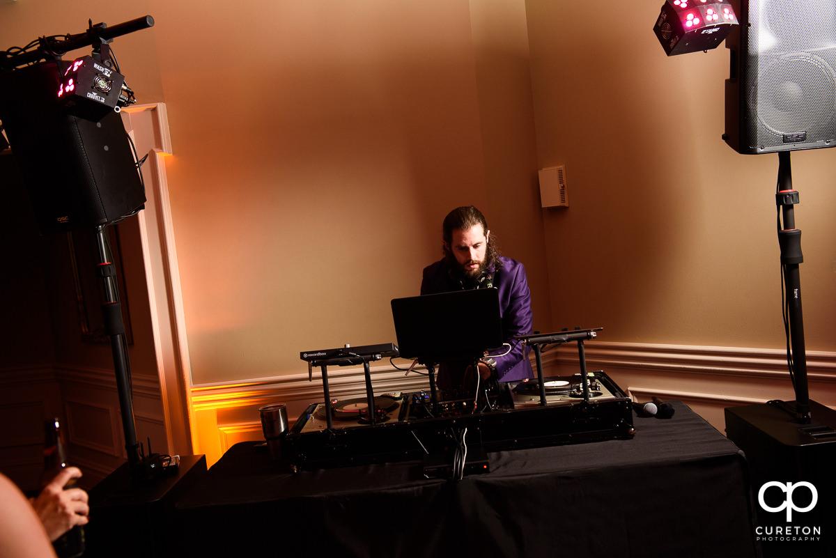 DJ Craze Crane