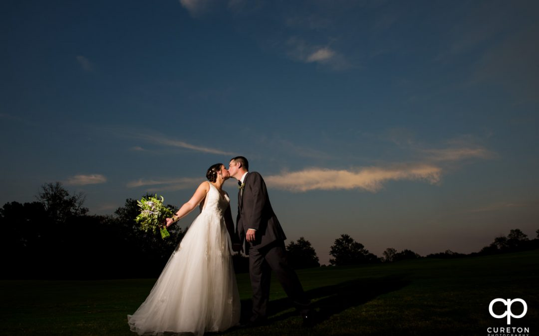 Fall Holly Tree Country Club Wedding – Lauren + Will