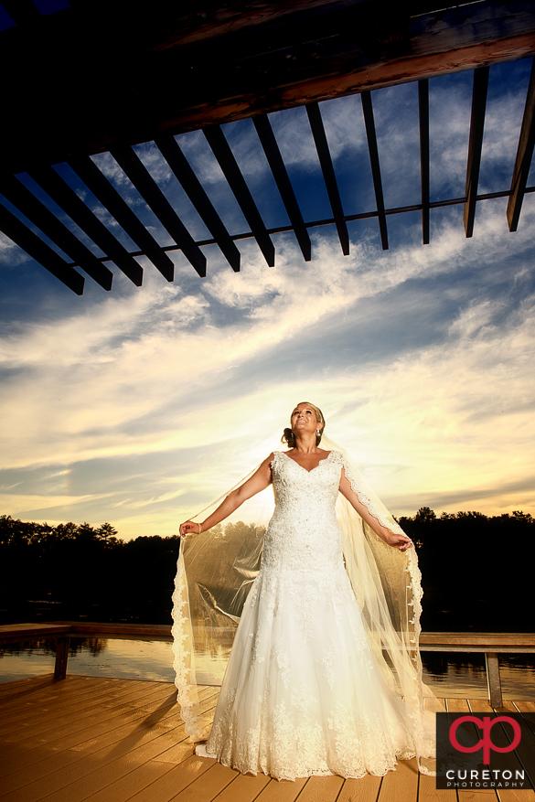 Furman University Bridal Lindsey Greenville Bridal