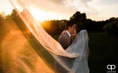 Indoor Wedding at Greenbrier Farms in Easley,SC – Amanda + Reece