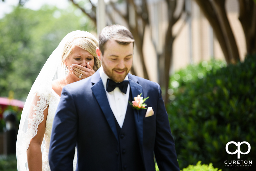 Selection from the Best Greenville Wedding Photography gallery from husband and wife team Cureton Photography from 2016.