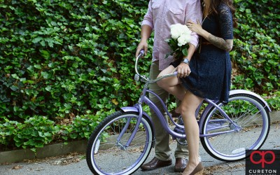 Greenville SC Engagement Session – Lacy and DJ