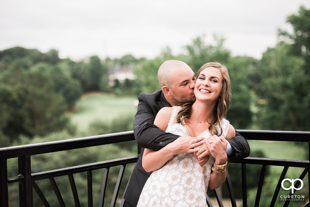 Greenville SC Wedding Rehearsal Dinner at Thornblade – Lindsay + Alex
