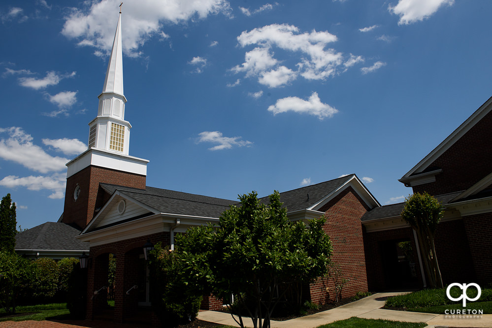 Mauldin United Methodist church