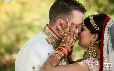 Indian Wedding at Embassy Suites Greenville SC – Anita + Brad – Part 1