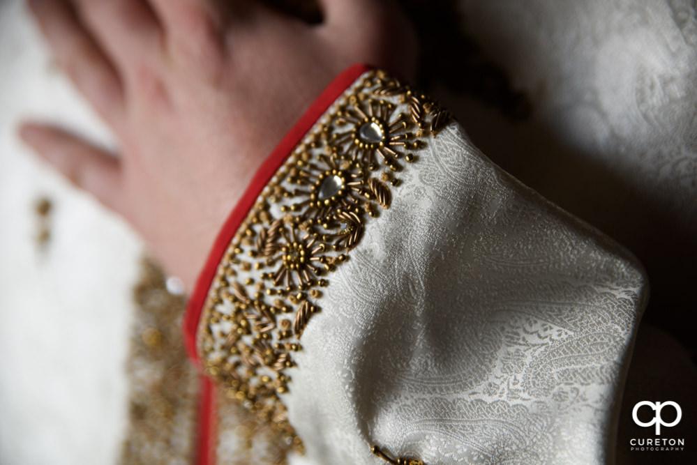 Indian groom details.