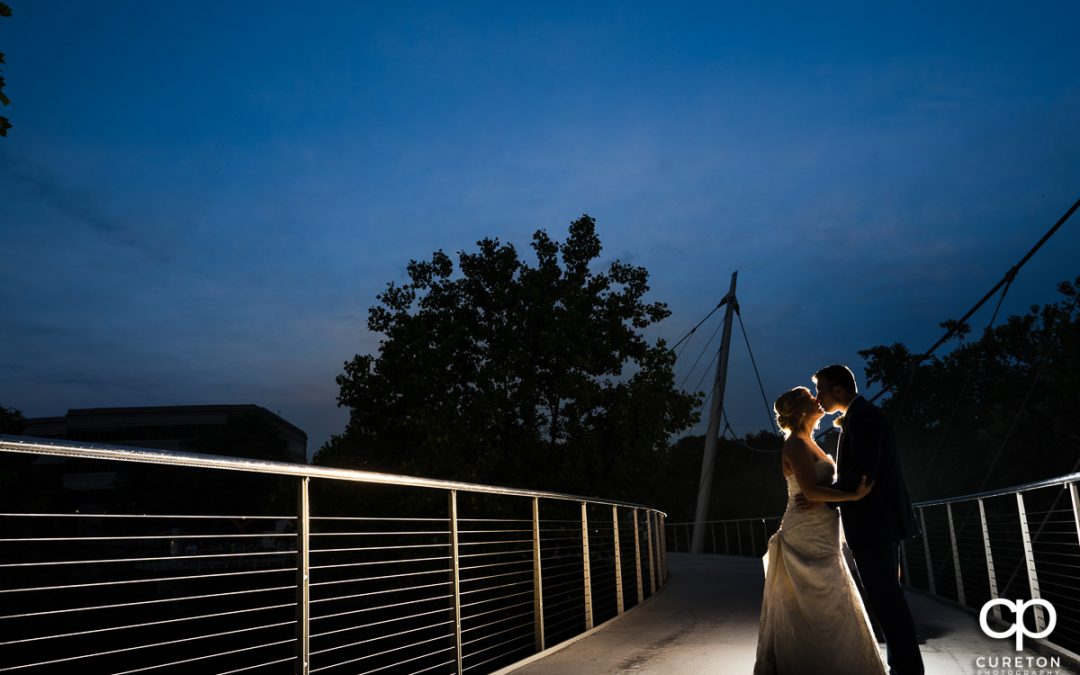 Mary's at Falls Cottage Wedding in downtown Greenville,SC – Kate + Don