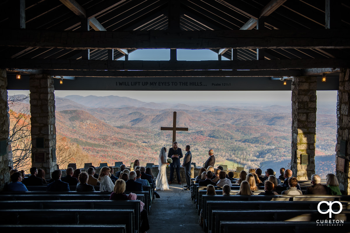 Late Fall Symmes Chapel Wedding (Pretty Place) - Kristie ...