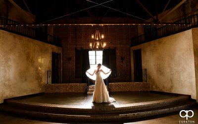 Revel Event Center Bridal Session – Erika