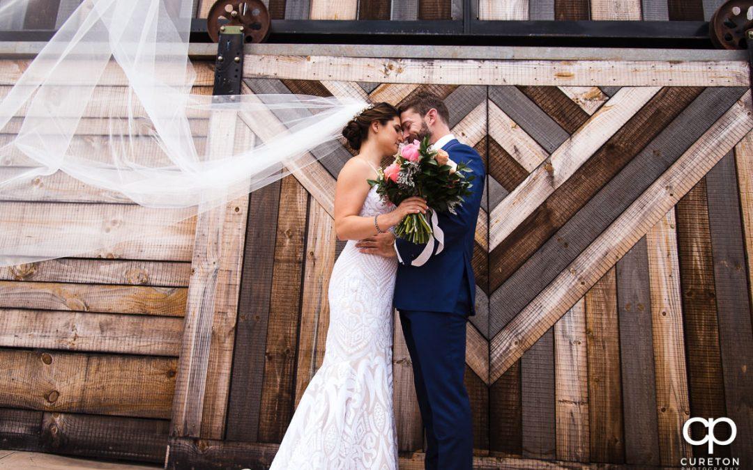 Revel Event Center Wedding in Greenville,SC  – Liz and Matt
