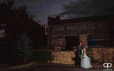 November Wedding at The Old Cigar Warehouse – Cera + Tim