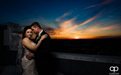 Westin Poinsett Hotel Gold Room Wedding – Ally + Parker