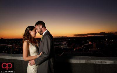 Westin Poinsett Wedding Reception – St. Mary's Wedding – Mike + Lindsay