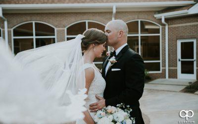 Zen Wedding Reception – Covenant United Methodist Church Ceremony – Lindsay + Alex