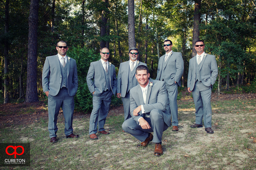 Groom and Groomsmen aging out.