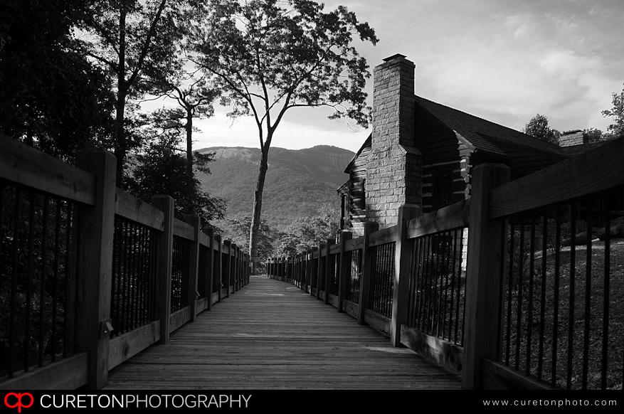 Walkway at table rock.