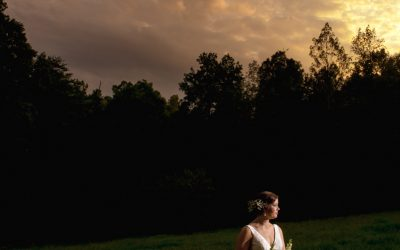 Bridal Session at Campbell's Covered Bridge in Greer,SC – Lauren