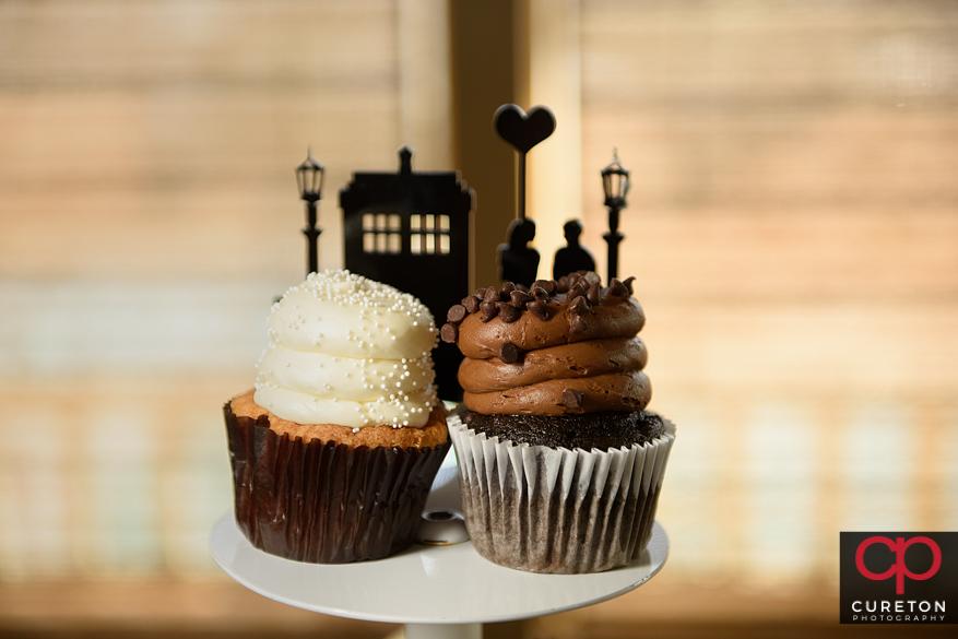Cupcakes by Gigi's cupcakes.