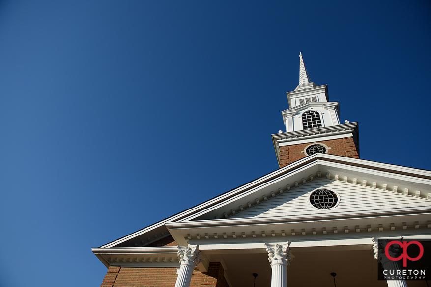 Mountain View Baptist Church in Cowpens,SC.