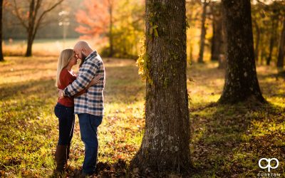 Famoda Farm Engagement Session – Nicole + Willis