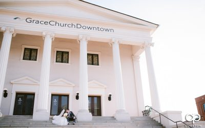 Grace Church Wedding | Commerce Club Reception | Katelyn + Troy