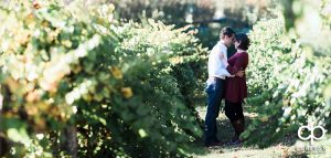 Rustic farm engagement session at Greenbrier farms near Greenville South Carolina.