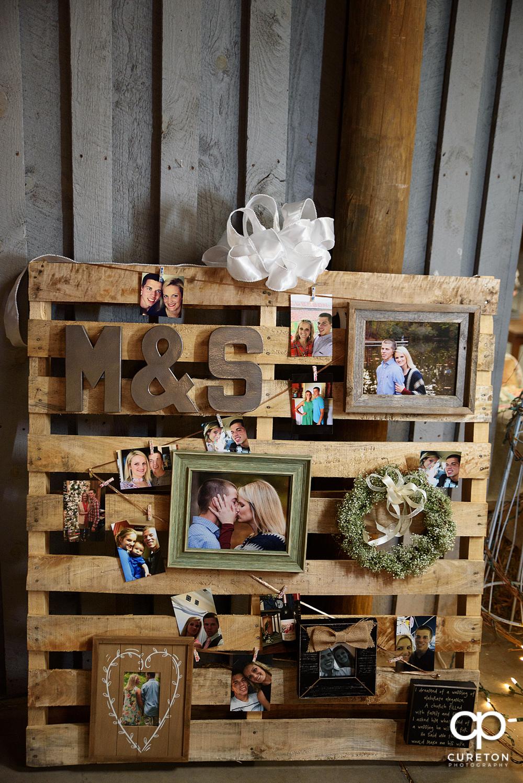 Greenbrier Farms Wedding in Easley, SC - Mindy + Sam