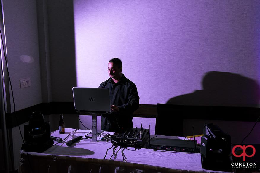 DJ Desi.