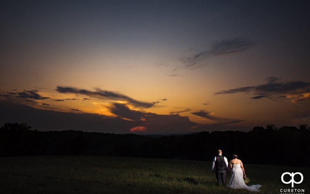 Wedding at Lindsey Plantation – Kayla + Ricky