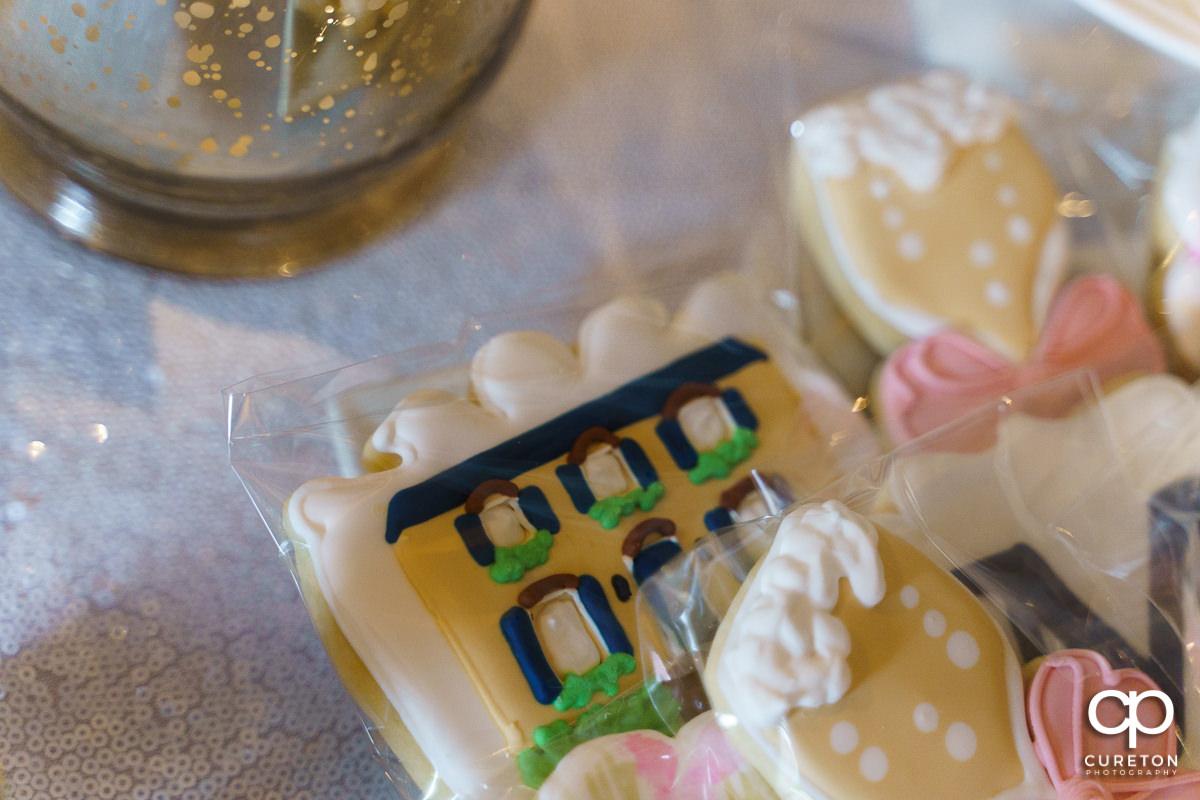 Wedding cookies.