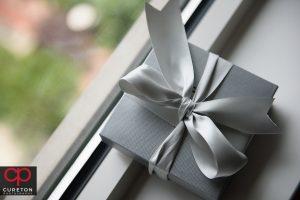 The groom's gift.