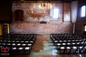 The Main Hall at Old Cigar Warehouse.