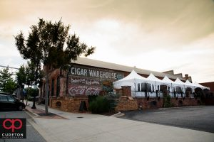 The Old Cigar Warehouse.