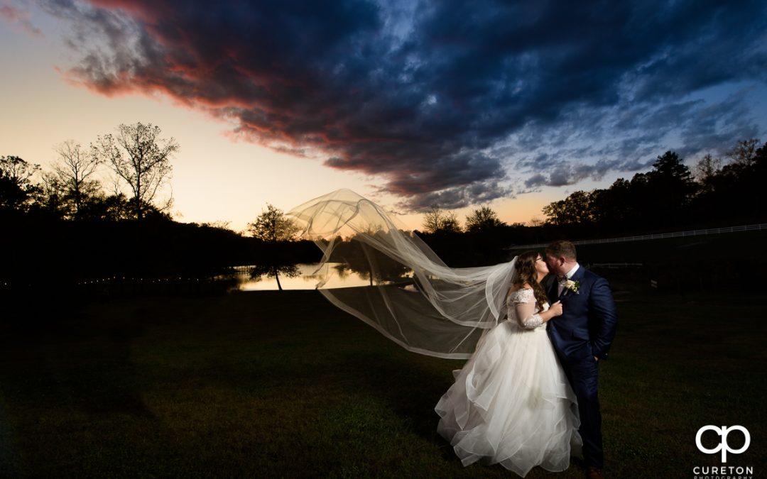 South Wind Ranch Wedding – Travelers Rest,SC – Martie + Jonathan