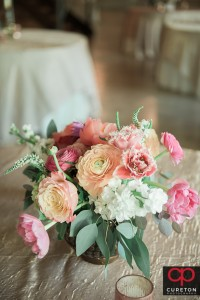 Amazing flowers by Statice in Greenville,SC.