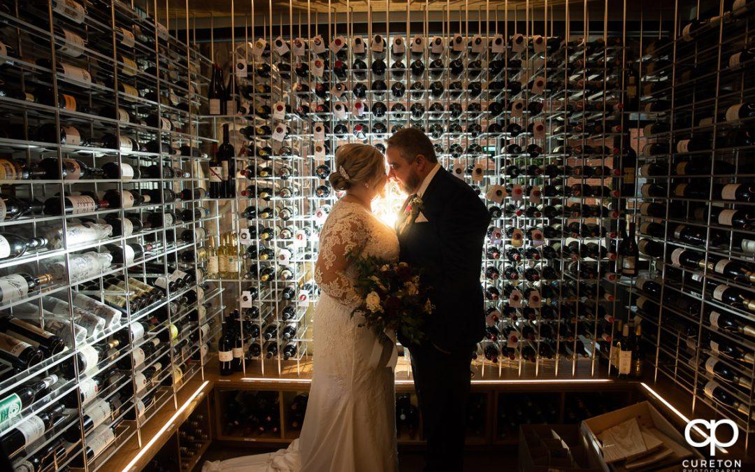Urban Wren Winery Wedding – Greenville,SC – Chelsea +Jimmy