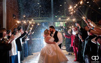 Bleckley Station Wedding Reception – Nicole + Jeremy – Part 2